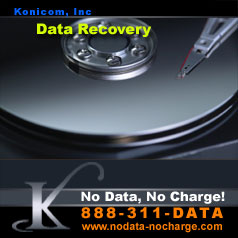 Data recovery - No data, no charge!