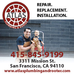 Atlas Plumbing San Francisco